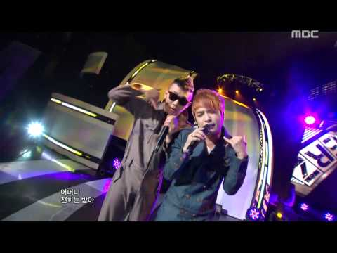 음악중심 - Simon D(feat. Rythm Power) - Cheerz, 사이먼 디 - 짠해, Music Core 20111022