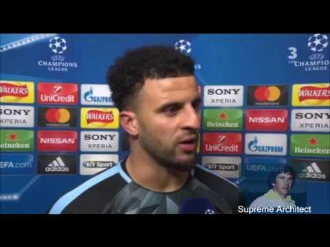 Kyle Walker Post Match Interview Man City 1-2 Liverpool