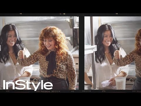 Watch OITNB Star Natasha Lyonne's Relatable Attempt at Cooking  InStyle