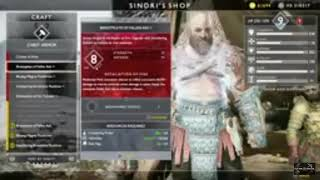 God of war 4 new armor new game plus armor god of war 1 areas armor