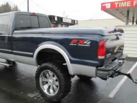 Used Diesel Pickup Trucks For Sale >> 2005 Ford Super Duty F350 Diesel Used Diesel Trucks For Sale Portland Or