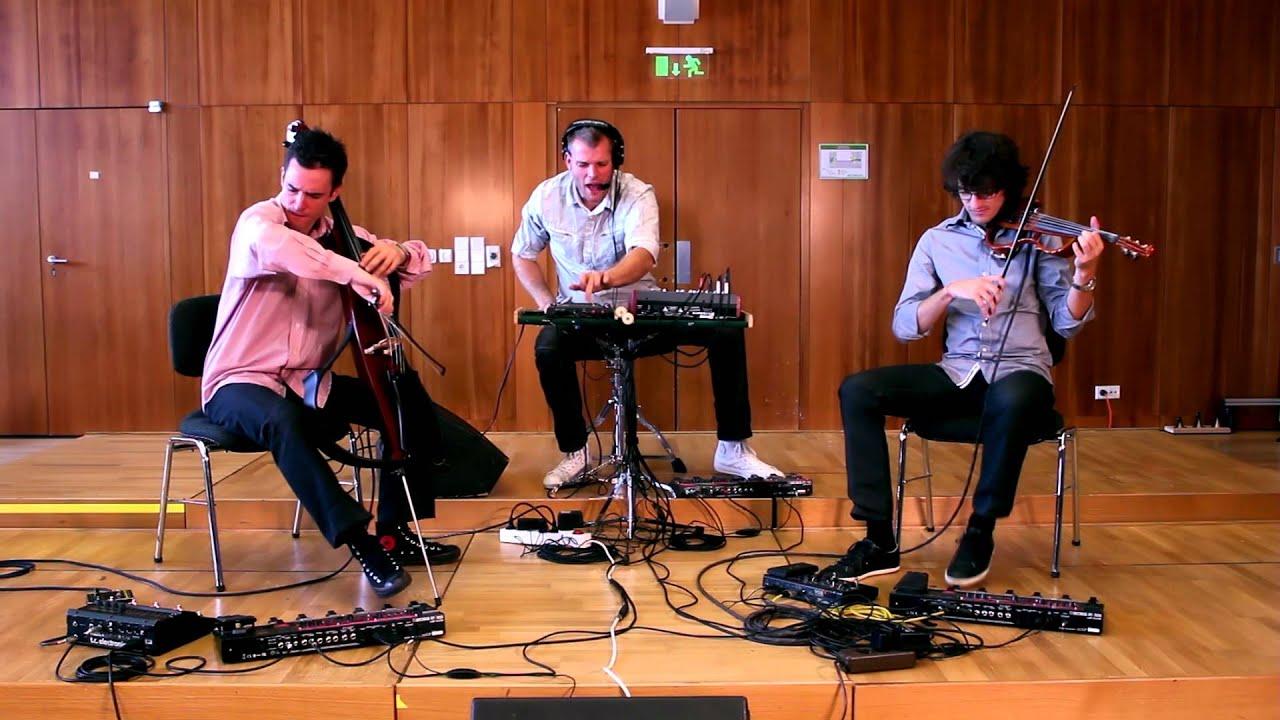Infusion Trio Supertalent