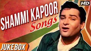 Shammi Kapoor Songs | Collection Of Evergreen Shammi Kapoor Hits | Old Bollywood Songs Jukebox