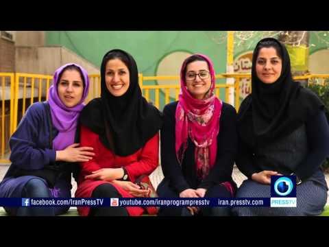 Iran Hard to hearing, Baqche-Ban school سختي شنيدن مدرسه باغچه بان ايران