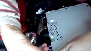 видео CLARION DB348RMP CD/MP3-ресивер, тест