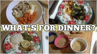 What's For Dinner?    Real Life Easy Family Meal Ideas