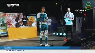 Le Journal Afrique du lundi 25 octobre 2021 sur TV5MONDE screenshot 5