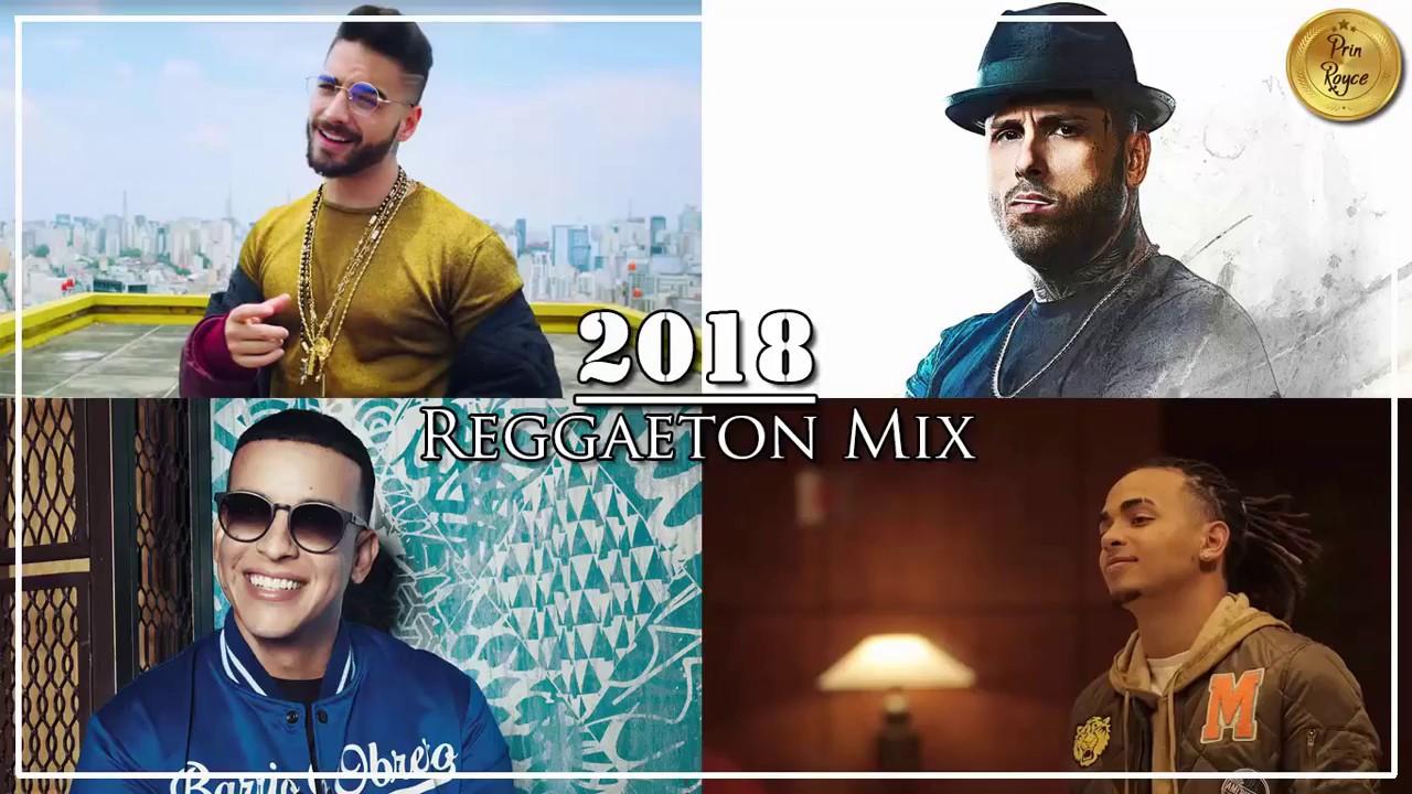 Download Reggaeton 2018 - Ozuna, Maluma, Daddy Yankee, Nicky Jam, Wisin, Yandel - Reggaeton Mix