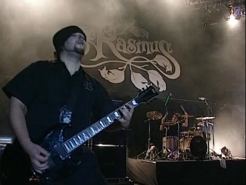 The Rasmus - In My Life  (Live at Gampel Open Air)