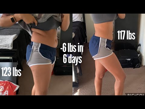 I LOST 6 POUNDS IN 6 DAYS ON THE MASTER CLEANSE | NO GYM | Jamila Lynn