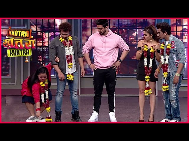 Khatra Khatra Khatra: Harsh & Bharti's New Marriage Confusion | More Fun Ahead