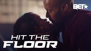 Teyana Taylor's Steamy SEX Scene, Derek's Slinging His... Like Candy | Hit The Floor