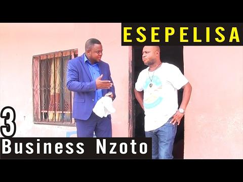 Business Nzoto VOL 3 - nouveau film congolais 2016 - Mayonaise - Esepelisa - theatre congolais