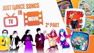 Baixar JUST DANCE SONGS IN TV SHOWS AND MOVIES 2!