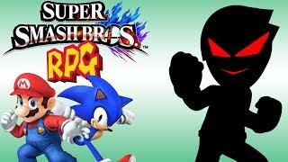 If Super Smash Bros was a Light-novel RPG game *Optional Boss*