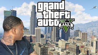 Grand Theft Auto V Everybody Get Shot