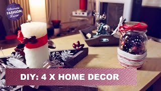 DIY: Winter/Kerst Home Decor Thumbnail