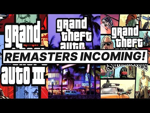 GTA Trilogy Remasters Looking REAL LIKELY! |