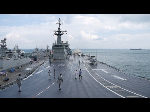 IMDEX 2017  Changi Naval Base Part 1