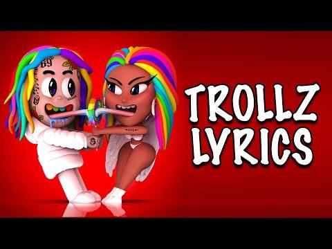 6ix9ine & Nicki Minaj – TROLLZ (Lyrics)