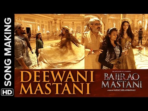 Deewani Mastani (Behind The Scenes) |...