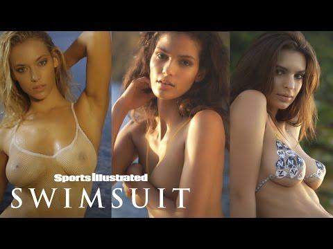 Emily Ratajkowski, Hannah Ferguson & More Strip Down For Body Painting | Sports Illustrated Swimsuit