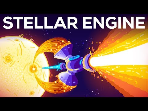 How To Move The Sun: Stellar Engines