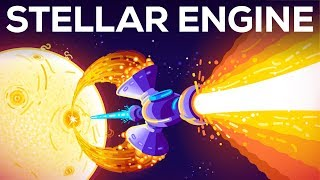 How to Escape a Super Nova: Stellar Engines