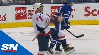 Alex Ovechkin Strikes Again, Scores OT Winner To Down Maple Leafs