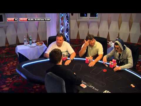 GERMAN POKER TOUR September Edition - Final Table