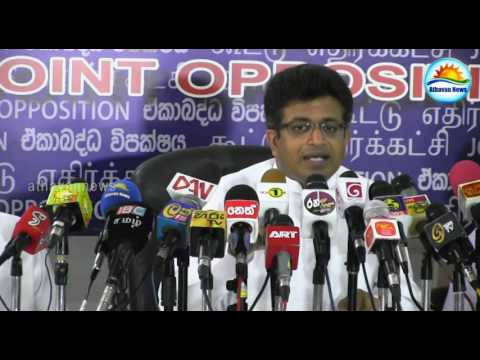 Missing person office is a violation to the constitution : Udaya