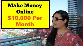 Make Money Online 2017 [How To Make Money From Home Online Fast] Earn $300 A Day
