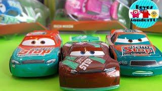 Cars 3 Sputter Stop next gen Sheldon Shiftor #92, Murray Clutchburn review