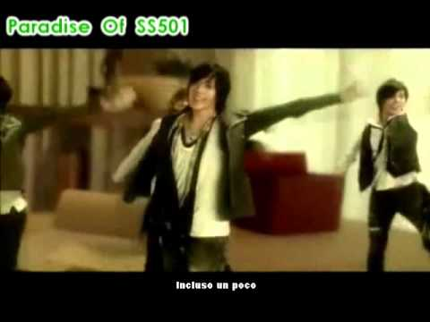 SS501 - Distance  [Spanish Subs].wmv