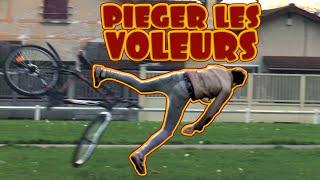 Piéger les Voleurs - Bait bike Prank