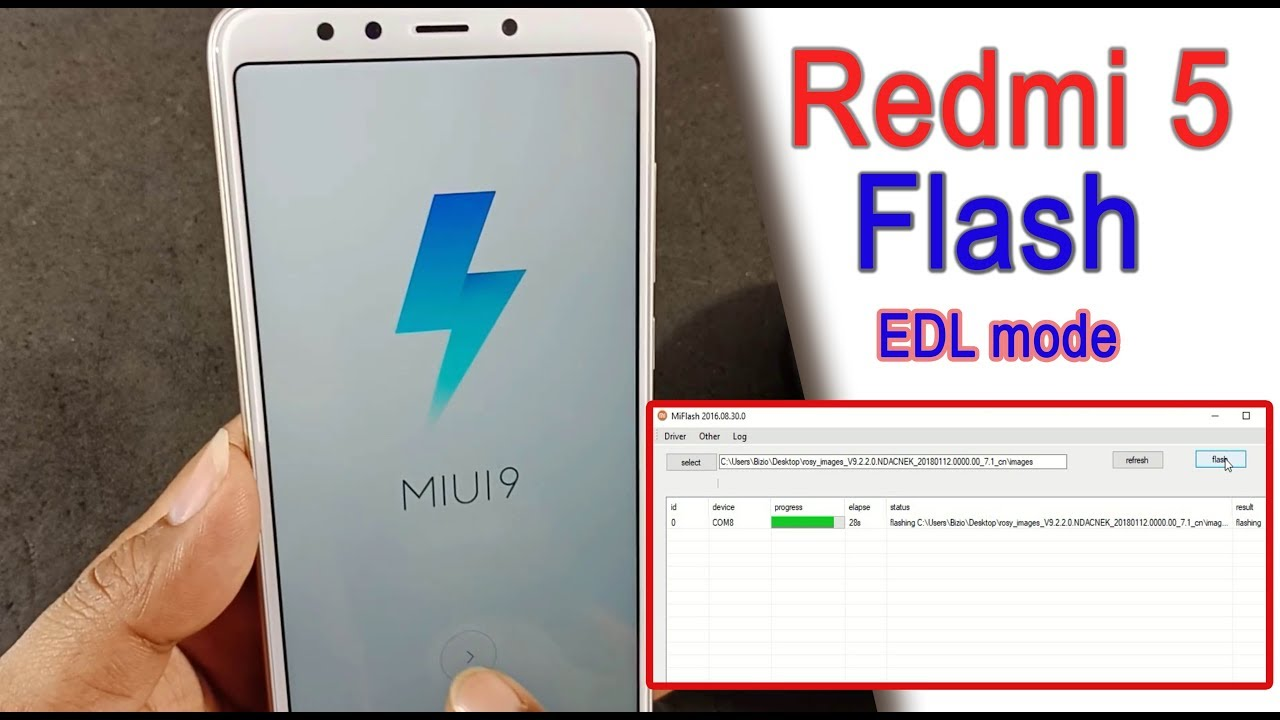 Free download firmware xiaomi redmi 5 plus | Download MIUI 10 ROM