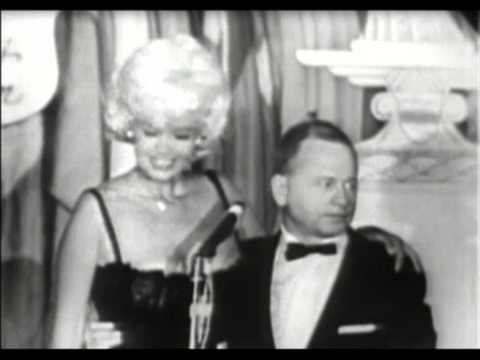 Jayne Mansfield With Mickey Rooney