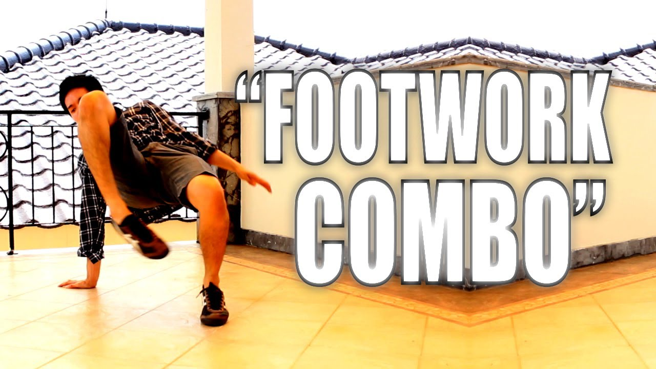 how to work on footwork