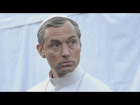 Get a First Look at Jude Law as 'The Young Pope'