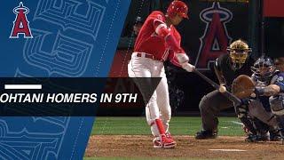 Ohtani cranks his 6th homer of 2018