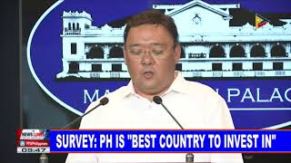"""Survey: PH is """"best country to invest in"""""""