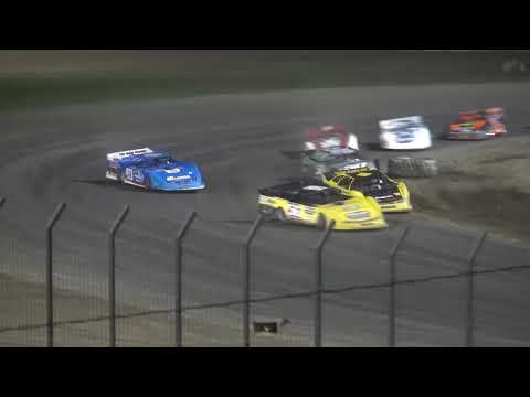 IMCA Late Model B-Main 2 Davenport Speedway 9/21/18