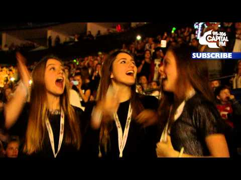 5 Seconds Of Summer - 'Don't Stop' (Live At The Jingle Bell Ball)