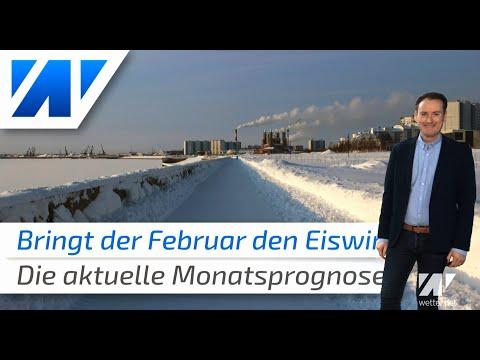 Eiswinter Im Februar- Besteht Noch Winterhoffnung?