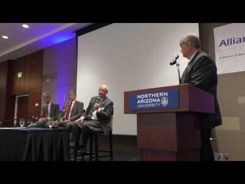 NAU-FCB Economic Outlook Conference: Panel Session
