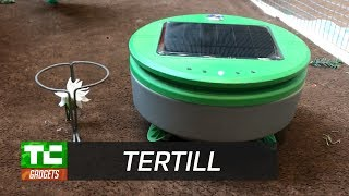 TC Sessions: Robotics - Tertill Keeps Weeds In Check