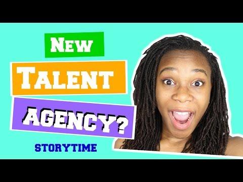 How I Got A Talent Agent!