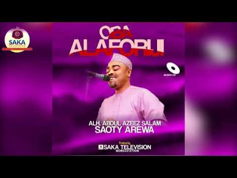 Download SAOTY LATEST LIVE ON STAGE..OBA ALAFORIJI