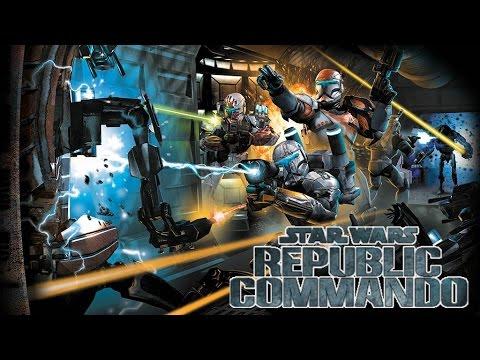 Star Wars Republic Commando прохождение 1. Братья клоны. Война клонов