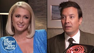 Thats Hot with Paris Hilton  The Tonight Show Starring Jimmy Fallon